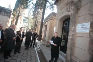 Homenaje al Dr.P.Vella