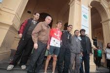 Entrega de premios maratón 100 años